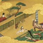 他の写真1: トレシー® 「源氏物語千年紀」記念 源氏物語 24×27cm 橋姫