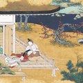 トレシー® 「源氏物語千年紀」記念 源氏物語 24×27cm 末摘花