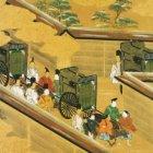 他の写真1: トレシー® 「源氏物語千年紀」記念 源氏物語 24×27cm 匂宮